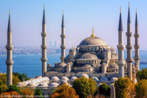 Istanbul: Moschee