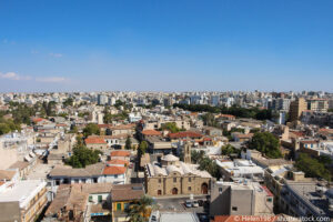 Nicosia: Panoramaansicht