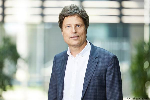 Porträtfoto Professor Lässig